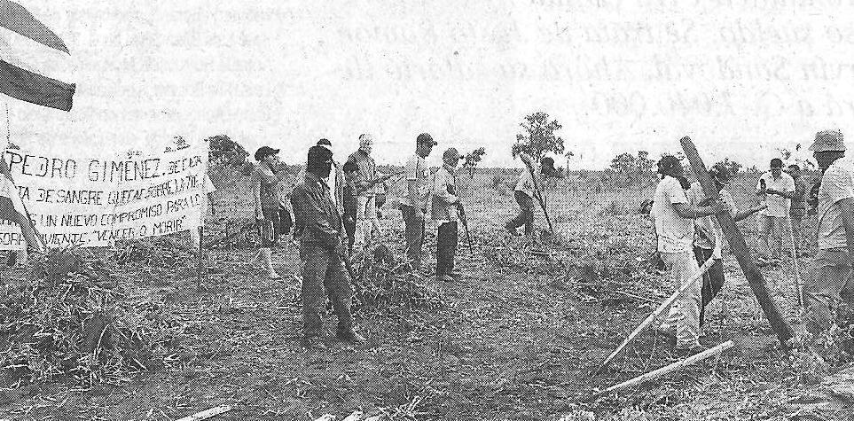 Los Campesinos, Los Obreros  y Otros Sectores del Pueblo Humilde Luchan