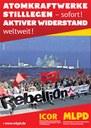 Info  Solidarität und aktiver Widerstand für die Abschaltung aller Atomanlagen – sofort und weltweit!