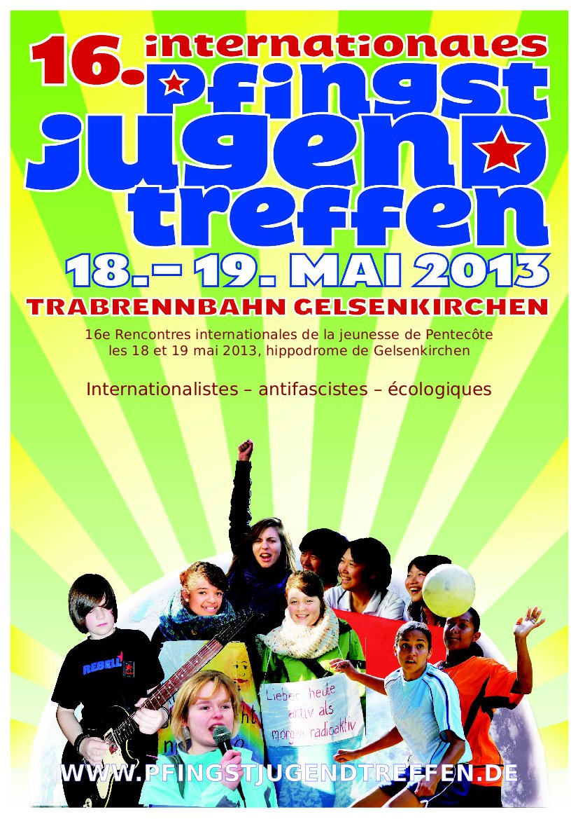 16e Rencontres internationales de la jeunesse de Pentecôte