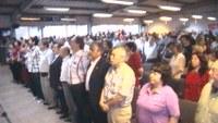 MAGNIFICO ACTO EN DE HOMENAJE AL 53 ANIVERSARIO DE LA REVOLUCIÓN CUBANA