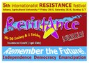 5th Internationalist RESISTANCE Festival