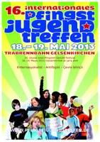 16. Uluslar arası Pfinsten Gençlik Şenliğine sen de katıl!