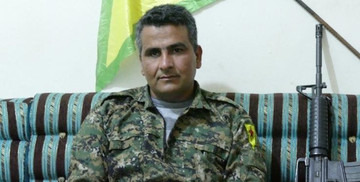YPG Kobanê Commander: Turkish state's role is documented