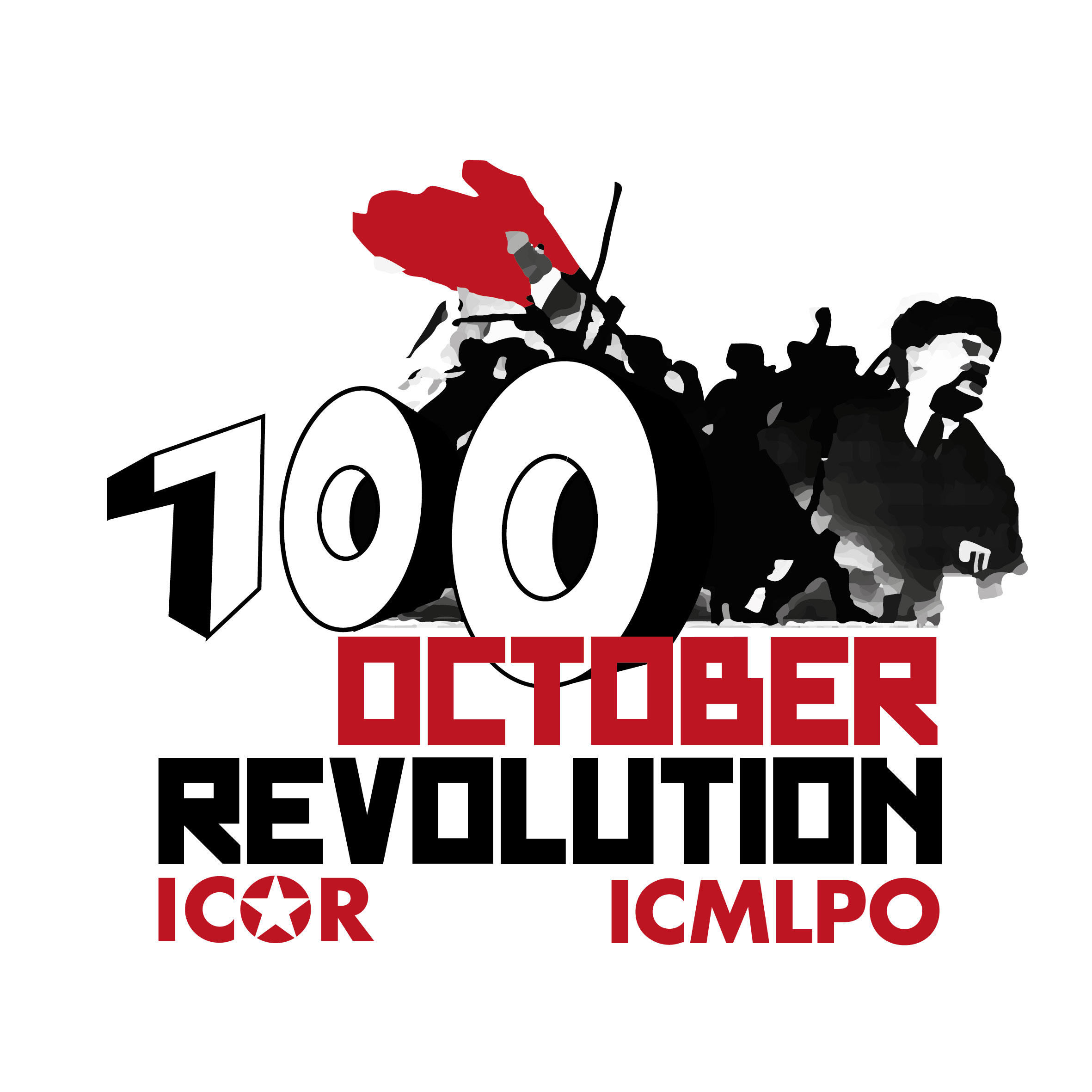 Internationales Seminar und Internationales Kulturfest 100 Jahre Oktoberrevolution (Flyer)