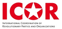 Convocatoria de la ICOR  con motivo del Día de lucha internacional contra el fascismo y la guerra, el 8/9 de mayo, 6 de agosto y 1 de septiembre de 2018