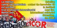 ICOR Europe-Banderole