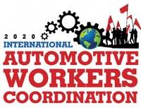 Herzliche, solidarische und internationalistische Grüße  von der Internationalen Automobilarbeiterkoordination  an alle Teilnehmer vom Generalstreik in gesamt Indien am 26. November 2020