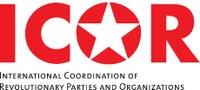 Solierklärung der ICOR-Hauptkoordinatorin mit den Arbeitern von Scaw Metals in Vereeniging/Südafrika