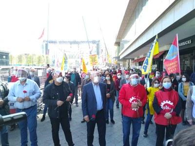 Turkey: Taksim